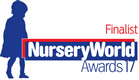Nursery World Awards 2017 Finalist