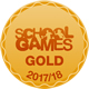 School Games Award - Gold 2017/18